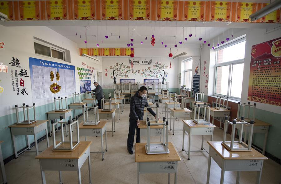 山西太原:多措並舉備開學