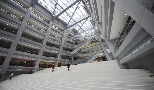 太原市圖書館預約人數下調為每日4000人